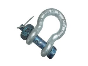 galvanised-tested-bow-shackles-safety-pin